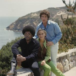 Peggy Lipton, Michael Cole, Clarence Williams III