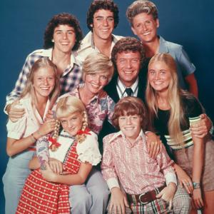 Eve Plumb, Florence Henderson, Susan Olsen, Robert Reed, Ann B. Davis, Christopher Knight, Mike Lookinland, Maureen McCormick, Barry Williams