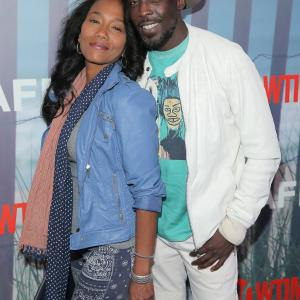 Sonja Sohn, Michael Kenneth Williams