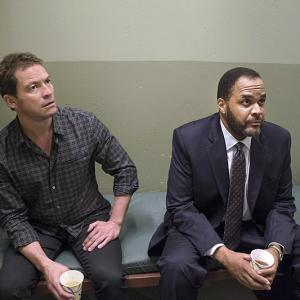 Dominic West, Victor Williams