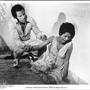 Still of Fred Williamson in Hell Up in Harlem 1973