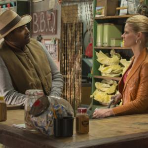 Joelle Carter, Mykelti Williamson