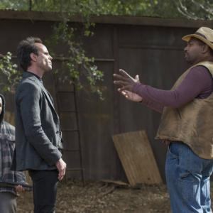 Walton Goggins, Mykelti Williamson