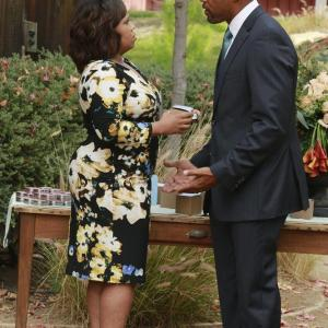 Jason George, Chandra Wilson