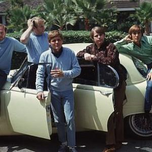 Al Jardine, Bruce Johnston, Mike Love, Carl Wilson, Dennis Wilson, The Beach Boys