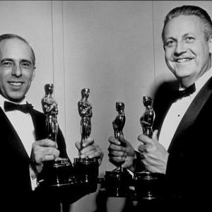 Academy Awards 34th Annual Jerome Robbins Robert Wise