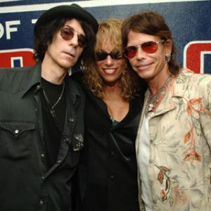 Carly Simon, Steven Tyler, Peter Wolf