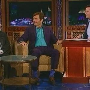 On Jimmy Kimmel with Fred Willard