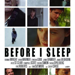 Eric Roberts, Cynthia Gibb, Campbell Scott, Tom Sizemore, David Warner, Jamie Bamber, James Rebhorn, Sasha Spielberg, Bonnie Wright, Eugene Simon, Caley Chase, Clare Foley and Alice St. Clair in Before I Sleep (2013)