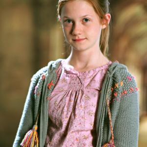 Bonnie Wright in Haris Poteris ir ugnies taure (2005)