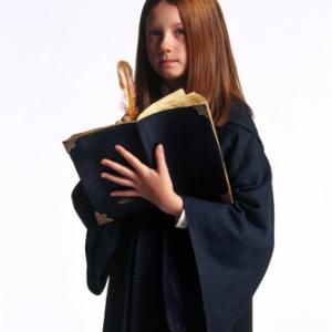 Still of Bonnie Wright in Haris Poteris ir paslapciu kambarys (2002)
