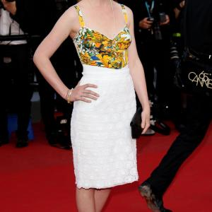 Bonnie Wright at event of Kelyje (2012)