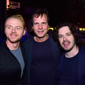 Bill Paxton, Simon Pegg, Edgar Wright