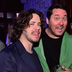 Doug Benson, Edgar Wright