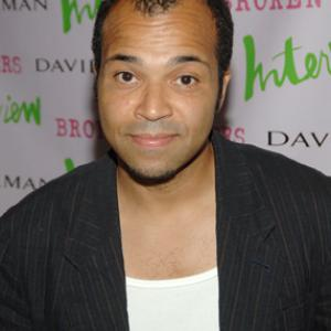 Jeffrey Wright at event of Broken Flowers 2005