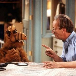 Alf Alf Max Wright C 1989 NBC