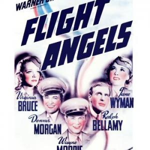 Ralph Bellamy, Virginia Bruce, Dennis Morgan, Wayne Morris, Jane Wyman