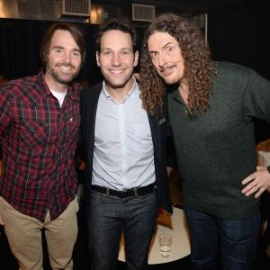 Will Forte, Paul Rudd,
