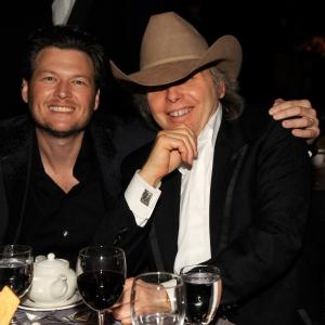 Dwight Yoakam, Blake Shelton