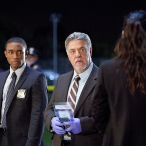 Still of Bruce McGill and Lee Thompson Young in Rizzoli amp Isles 2010