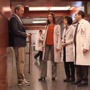 Still of Hugh Laurie, Odette Annable and Charlyne Yi in Hausas (2004)