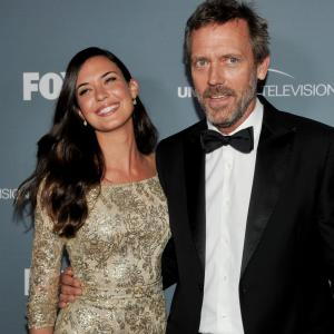 Hugh Laurie and Odette Annable at event of Hausas (2004)