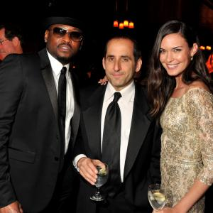 Omar Epps, Peter Jacobson and Odette Annable at event of Hausas (2004)