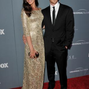 Odette Annable and Dave Annable at event of Hausas (2004)