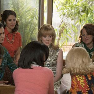 Still of Odette Annable and Zoe Boyle in The Astronaut Wives Club (2015)