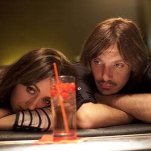 Still of Lukas Haas and Madeline Zima in Crazy Eyes 2012