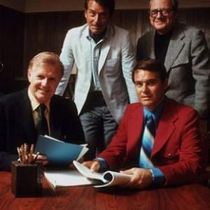 Philip Abbott, Quinn Martin, William Reynolds, Efrem Zimbalist Jr.
