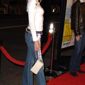 Arianne Zucker at event of The Big Bounce (2004)