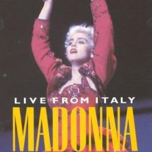 Madonna 'Ciao Italia'
