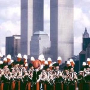 NYC 2000 Columbus Day Millennium Tribute to Ellis Island