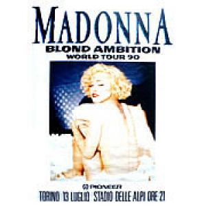 Madonna 'Blond Ambition' - Live from Barcelona 1992
