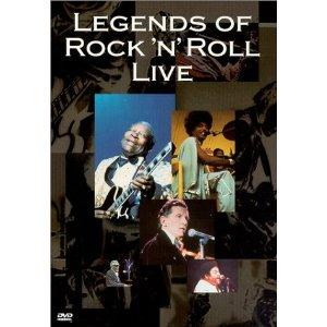 The Legends of Rock 'n' Roll in Concert - Rome 1989