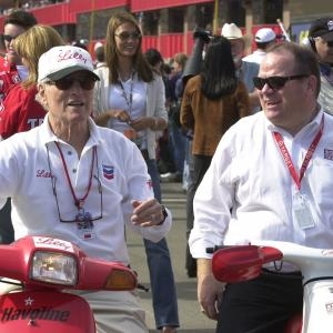 Paul Newman, Chip Ganassi