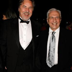 Don Johnson, Frank O. Gehry