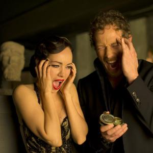 Still of Kris HoldenRied and Ksenia Solo in Lost Girl 2010