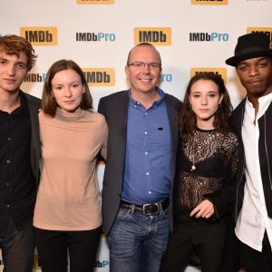 Col Needham, Aliocha Schneider, Stephan James, Deragh Campbell, Karelle Tremblay