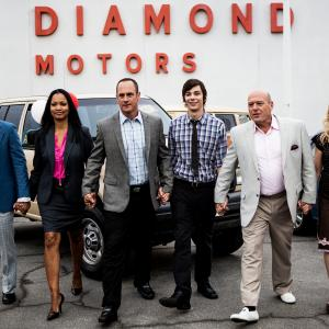 Garcelle Beauvais, Christopher Meloni, Ashley Jensen, Dean Norris, Amaury Nolasco, Devon Bostick