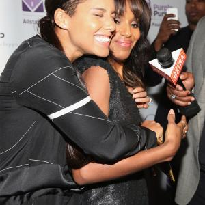 Kerry Washington, Alicia Keys