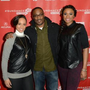 George Tillman Jr., Alicia Keys, Jennifer Hudson