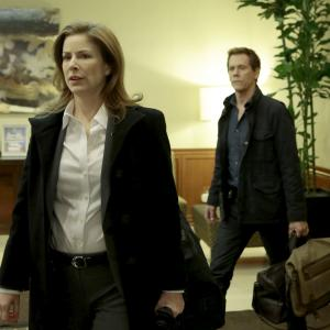 Kevin Bacon, Diane Neal