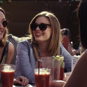 Still of Leighton Meester and Gillian Jacobs in Life Partners (2014)