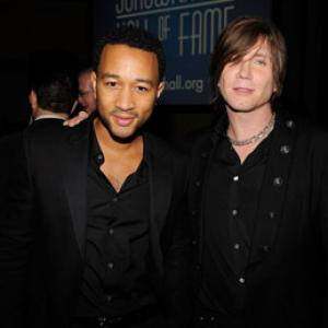Johnny Rzeznik, John Legend