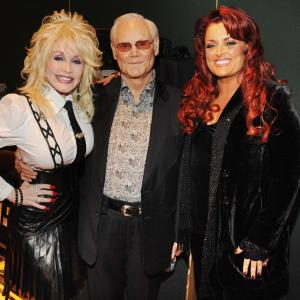 Dolly Parton, George Jones, Wynonna Judd