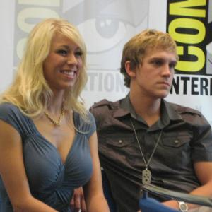 Jason Mewes, Katie Morgan