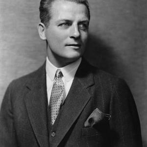 Reginald Denny c 1930 Universal Studios IV