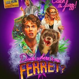 Michael Roberds, Mike Smith, Brittney Wilson, Alison Parker, Jedidiah Goodacre, Tim Carlson, Krusty The Ferret